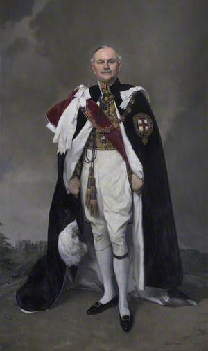 Right Honourable Lawrence Roger (1896–1969), 11th Earl of Scarbrough