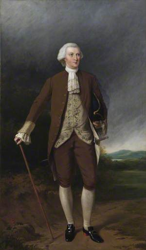 Robert Edward (1742–1801), 9th Lord Petre of Writtle