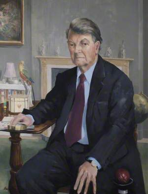 Right Honourable Fiennes Neil Wykeham (1921–2010), 3rd Baron Cornwallis, OBE, DL