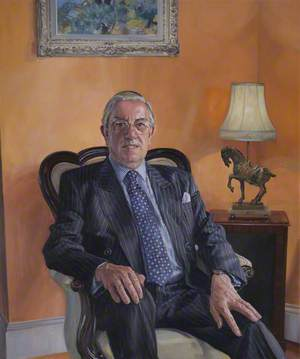 Right Honourable Lord Lane of Horsell (1925–2009), PSGW, President of the Board of General Purposes (1992–1995)