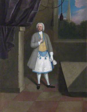 Portrait of a Freemason