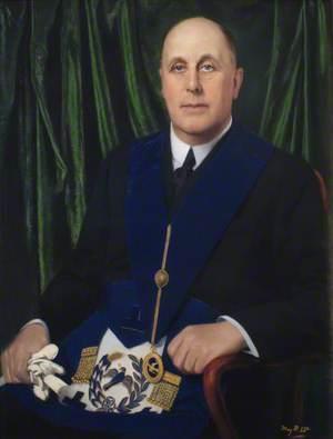 Charles Herbert Thorpe, OBE, PGD, Joint Honorary Secretary, Royal Masonic Hospital