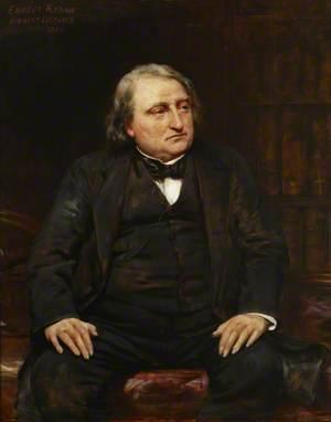 Joseph Ernest Renan (1823–1892)
