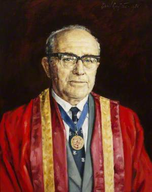 William Woolf Mushin, Dean of the Faculty of Anaesthetists (1961–1964)