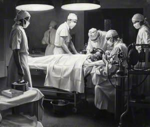 Anaesthetising