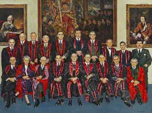 The First Board of the Royal College of Anaesthetists Faculty