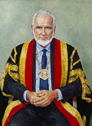 Professor Cedric Prys-Roberts, President of the Royal College of Anaesthetists (1994–1997)
