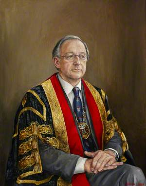 Sir Peter Simpson, President of the Royal College of Anaesthetists (2003–2006)