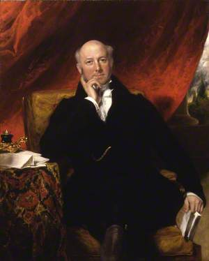 Sir Charles Mansfield Clarke (1782–1857), Bt