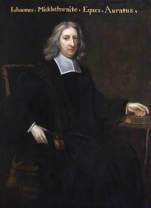 Sir John Micklethwaite (1612–1682)