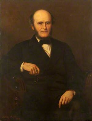 Sir John Russell Reynolds (1828–1896), Bt