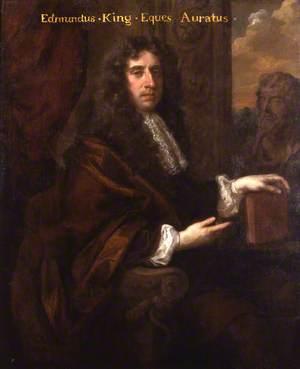 Sir Edmund King (1629–1709)