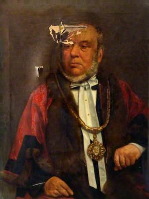 William Pownall, Mayor of Macclesfield (1880–1881)