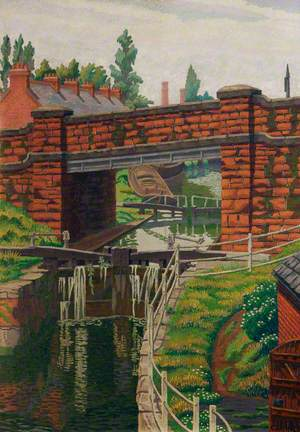 The Lock Gates, Chester