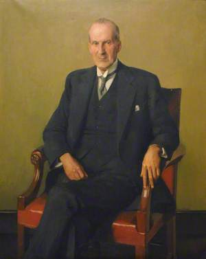 Sir Edward Otho Glover (1876–1956), Chairman of Cheshire County Council (1948–1952)
