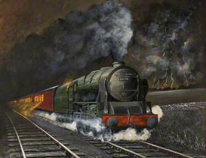 46136 in a Storm