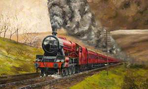 45703 LMS Jubilee Class