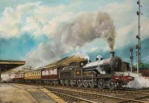 LNWR Departure