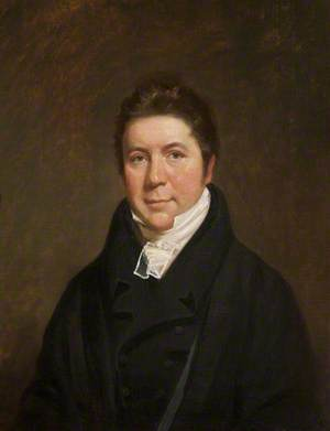 Reverend P. Vannet, MA, Master of Knutsford Grammar School (1809–1830)
