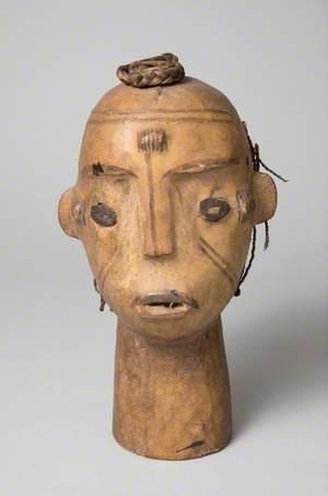 A Female Head