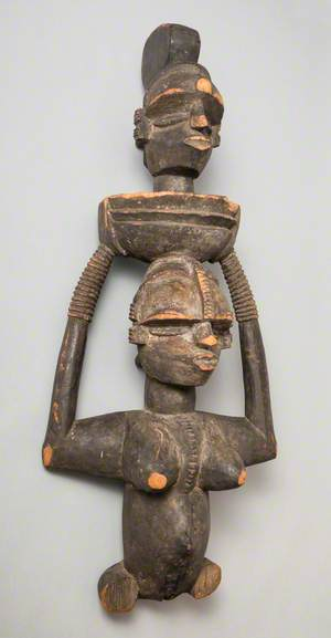 A Female from Nigeria