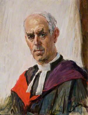 Reverend Dr Percy Scott, Last Principal of Hartley-Victoria Methodist College, Manchester
