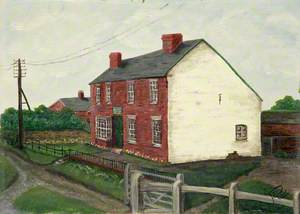 'Junction Inn' and the Shropshire Union Canal
