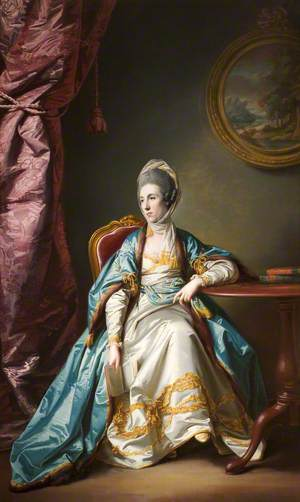 Catherine Fleming (d.1786), Lady Leicester