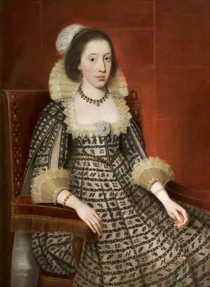 Elizabeth Leicester (b.1587)