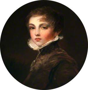 The 2nd Lord de Tabley (1811–1887), as a Boy