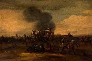 A Civil War Engagement, 1643