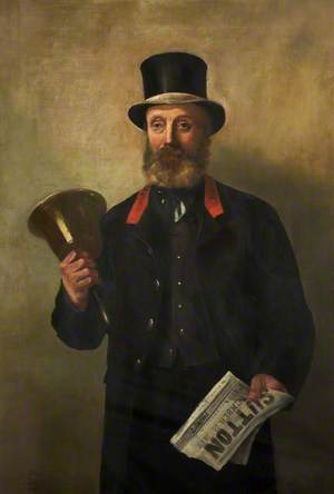 John Smith (d.1905), Bellman of Warrington (1887–1905)