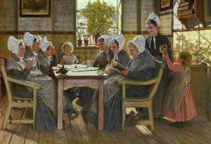 Chelsea Workhouse: A Bible Reading (Our Poor)