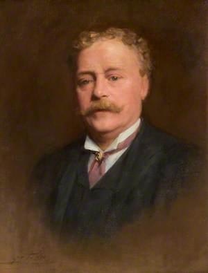 Henry Woods (1846–1921), RA