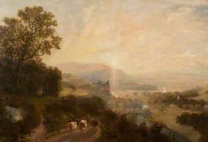 Hornby Castle, Lancashire