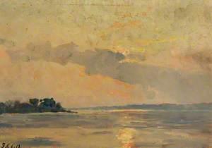 Shotley Point, Stour River