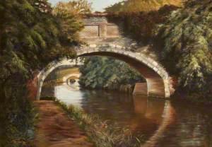 Walton Lea Bridge, Cheshire