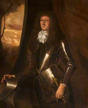 Piers Legh of Bruche (1631–1671)