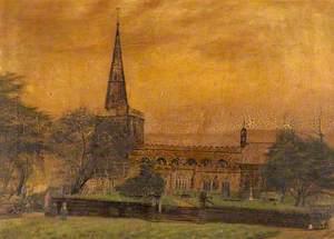 Winwick Church, Cheshire
