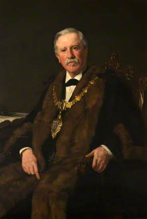 John Richard Pickmere, Mayor of Warrington (1873–1874, 1879–1882 & 1887)