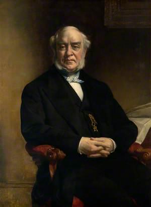 Joseph Davies, Mayor of Warrington (1871–1873)