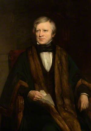 William Beamont (1797–1889), First Mayor of Warrington (1847–1848)