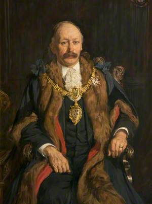 William Bolton, JP, Mayor of Warrington (1903–1906)