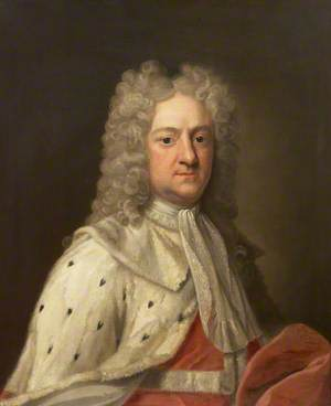 George Booth (1675–1758), 2nd Earl of Warrington