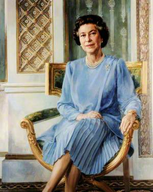 Her Majesty Queen Elizabeth II (b.1926)