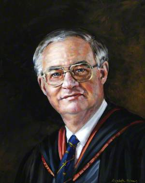 John Hubert Farre Doulton (b.1942), MA, Headmaster of Elizabeth College (1988–1998)