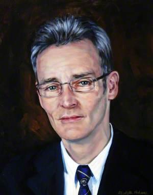 Dr Nicholas David Argent (b.1955), BA, PhD, Headmaster of Elizabeth College (2001–2009)