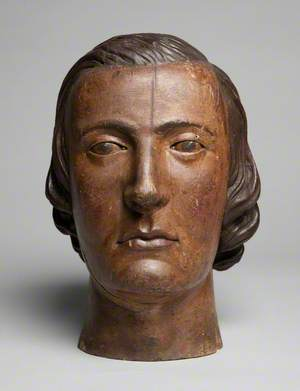*Wooden Female Head