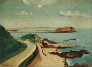Castle Cornet from La Vallette