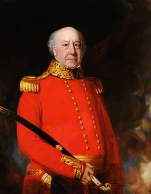 General Sir Thomas Saumarez (1760–1845)